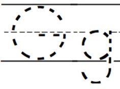 Handwriting Promethean flipchart for Activ Board - the letter Gg