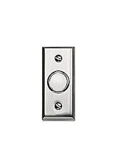 Atlas Homewares Mission Lighted Doorbell Button | seattleluxe.com