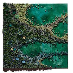 Amy Genser's Colorfully Inspiring Paper Art