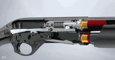Shotgun firing mechanism