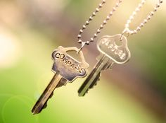 The Journey Key A unique one of a kind vintage Key by TheJourneyKey, $18.50