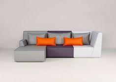 interior design Cubit sofa by Mymito