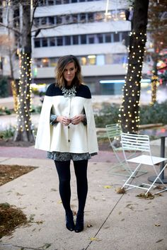 need this coat! Courtney Kerr