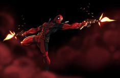 Deadpool - Dreviator.deviantart.com
