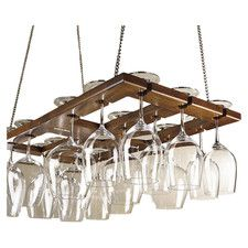 Shop for stemware holder at Bed Bath & Beyond. Buy top selling products like Wine Enthusiast Large Under Cabinet Stemware Rack and Umbra® U Dry Dish Rack with Stemware Holder and Mat in Charcoal. Hanging Wine Glass Rack, Wine Glass Holder, Bottle Holders, Bar Shelves, Glass Shelves, Hanging Shelves, Hanging Storage, Glass Cabinets, Cupboards