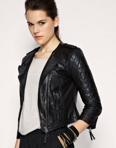 How To Choose Womens Leather Jacket