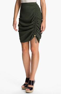 Side-Ruched-Skirt.jpg (600×920)