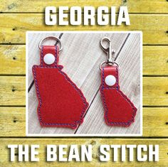 Georgia - Includes TWO(2) Sizes!