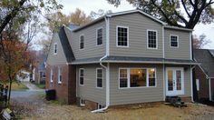 Cape Cod Rear Addition | Cook Bros. #1 Design Build Remodeling Contractor in Arlington Virginia