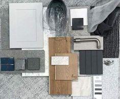 KWD - colour inspiration featuring Albedor Sheree door design in White Grey Supermatt.