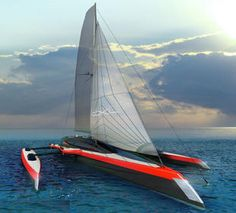 UltraLuxum CXL- the biggest cruising trimaran in the world