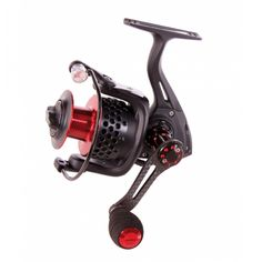Carrete Hart Nº5 CH F.Fr. 4000. Carrete de spinning con cuerpo y rotor de grafito ultraligero #spinning #hart #pesca #fishing
