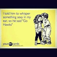 <3 this #Ecard! #Seahawks