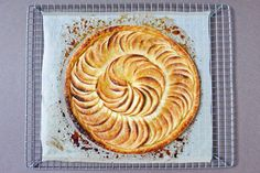 This French-style apple tarte fine is super simple to make, yet it is an elegant dessert made irresistible by the slight caramelized crust.