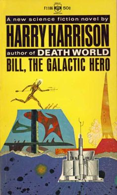 Berkley Books - Bill, the Galactic Hero