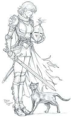 Alanna of Trebond <3 (Song of the Lioness by Tamora Pierce) to meet her would be epic!!!!\