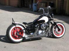 Dragstar XVS650A