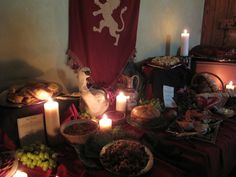 Party like a Lannister: Try these Game of Thrones-inspired recipes