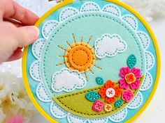 My Joyful Moments: The Hoopla Stitching Collection & More