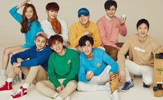 Cube Entertainment labelmates BTOB and CLC's Yeeun have teamed up for TBJ's S/S Collection!The BTOB members and Yeeun display bright smiles for this s…