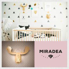 Fa rénszarvas trófea | Miradea