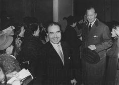 Nachlass Curd Jürgens | TEUFEL IN SEIDE (1956) Werkfoto 1
