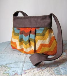 Indian summer crossbody purse by atlaspast on Etsy, sold out
