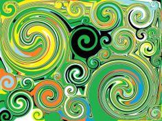 Study in Green (original artwork)