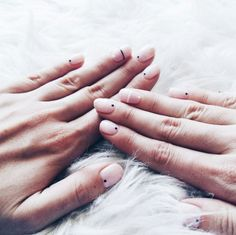 A roundup of the most mesmerising nail designs to grace Instagram this year.