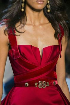 Style Couture, Couture Fashion, Runway Fashion, Fashion Show, Girl Fashion, Fashion Design, Couture Details, Trendy Fashion, Elie Saab Couture