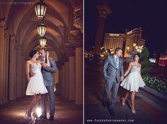 Las Vegas engagement photo session, Vegas Strip Photos, Las Vegas engagement photo ideas, Exceed Photography,