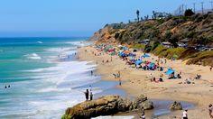 Leo Cabrillo State Beach by Guillermo A. Arce