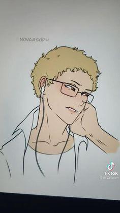 Haikyuu Tsukishima, Haikyuu Anime, Anime Films, Anime Characters, Japanese Show, Anime Girl Pink, Best Anime Shows, Anime Reccomendations, Kurotsuki