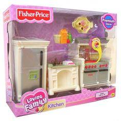Fisher Price Loving Family