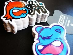 #stickers | repinned by www.drukwerkdeal.nl