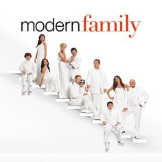 Modern Family - the modern comedy tv show.