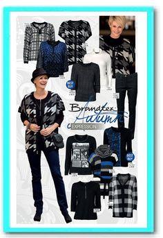 COLLECTIE EXPRESSION BY BRANDTEX Gezien in de Libelle nu te koop bij Atelier Damesmode Shop 54 of bestellen op http://www.shop54.nl/collectie-brandtex/