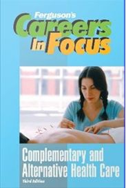 Complementary and Alternative Health Care- Book available online from the Miller Nichols Library