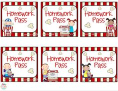 FREE Hollywood themed homework passes to give to students as a reward.   Read this blog post about themes and decorations that can be used in elementary school classrooms.  Themes include dog, jungle, Hollywood, pirate, and farm.