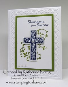 Saturday, March 10, 2012  3/10 Christian Inspiration Demo Mtg Swap Cards Part Two