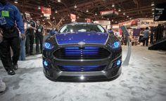 With the 2012 SEMA show right around the corner, Ford has given a handful of examples of its brand-new-for-2013 Fusion to various tuners to have their way with. This isn't the first time Ford has commissioned some of these companies to mess around with its cars—no fewer than nine Mustangs got the custom treatment at […]