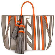Anya Hindmarch bag with tassels