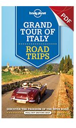 Grand Tour of Italy Road Trips - Italian Riviera Trip (PDF Chapter) Lonely Planet