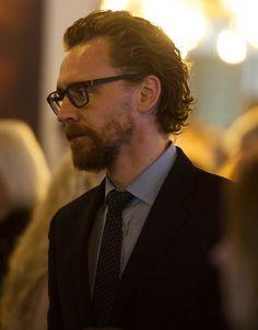 Tom Hiddleston. February 2018.  Via allthehiddlethings.tumblr.com