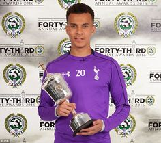 He scored 22 times last term and has been PFA Young Player of the Year for last two seasons