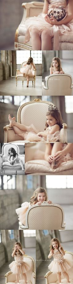 Adorable for a little girl.