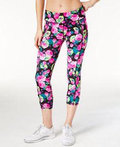 23a0d474487a Betsey Johnson Bloomerang Cropped Leggings Women - Pants - Macy s