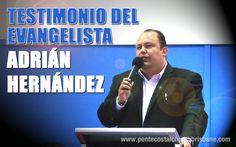 Testimonio - Evangelista Adrián Hernández (Día 3), Iglesia Hispana Cristiana en Brisbane Australia, Spanish Church in Brisbane Australia