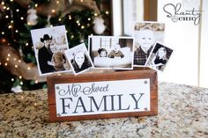 cute idea, I'll use vinyl instead of printing either direct on the wood or as a stencil for painting