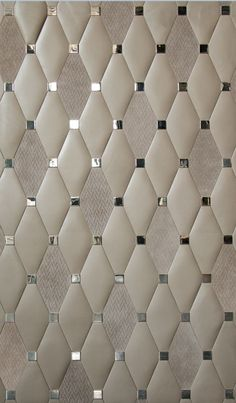 interesting with alternative textures, would prefer a different colour Bed Headboard Design, Bed Frame Design, Headboards For Beds, Bed Design, Wall Design, Decorative Wall Tiles, Decorative Panels, Gold Wallpaper, Textured Wallpaper